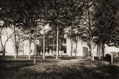 The Hermitage, Nashville, Tennessee, 1915-American School-Giclee Print