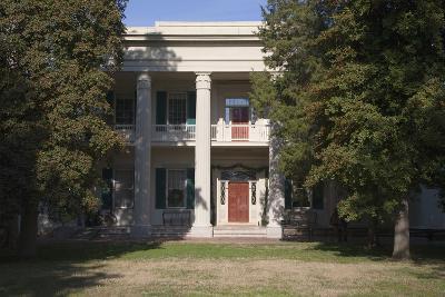 The Hermitage, President Andrew Jackson Mansion and Home, Nashville, TN-Joseph Sohm-Photographic Print