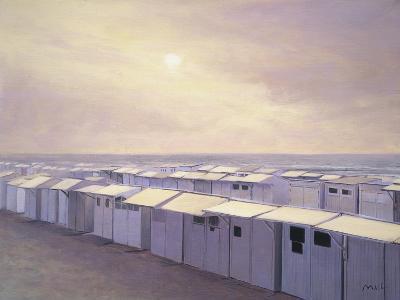 The Hidden Sea-Mark Van Crombrugge-Art Print