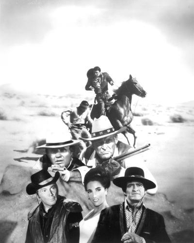 The High Chaparral--Photo