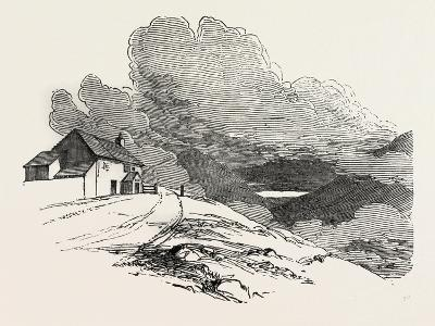 The Highest Inhabited House in England, Lake District, UK--Giclee Print