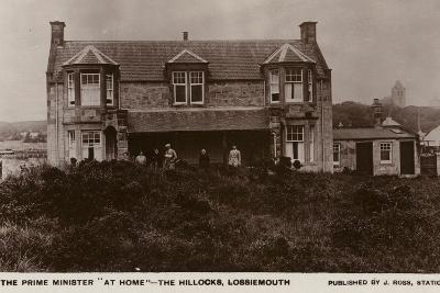 The Hillocks, Lossiemouth--Photographic Print