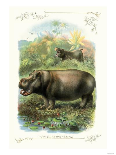 The Hippopotamus--Art Print