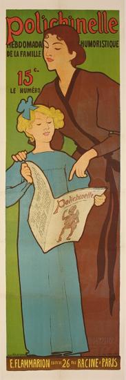 The Historian, 1902-Maurice Realier-Dumas-Giclee Print