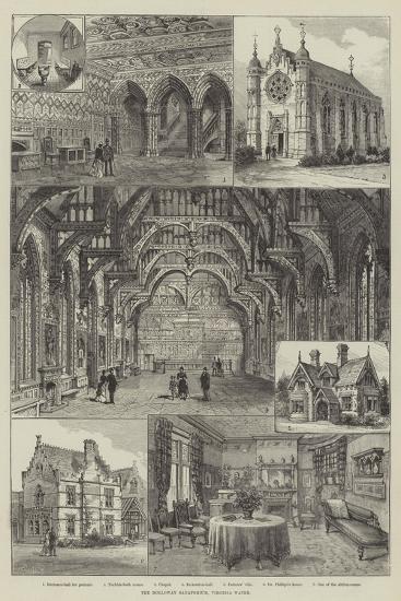 The Holloway Sanatorium, Virginia Water-Frank Watkins-Giclee Print
