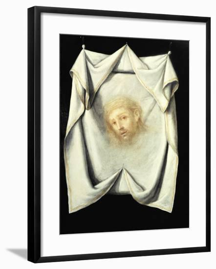The Holy Face-Francisco de Zurbar?n-Framed Giclee Print
