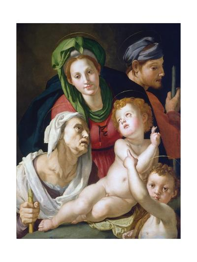 The Holy Family--Giclee Print
