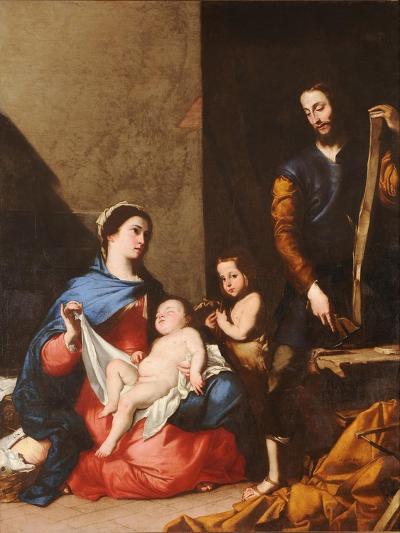 The Holy Family-Jos? de Ribera-Giclee Print