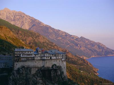 The Holy Mountain, Mount Athos, Unesco World Heritage Site, Greece, Europe-Oliviero Olivieri-Photographic Print