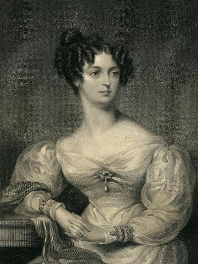 The Hon. Lady John Thynne, 1830--Giclee Print