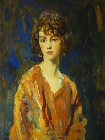 The Hon. Lois Stuart II, 1920-Ambrose Mcevoy-Giclee Print