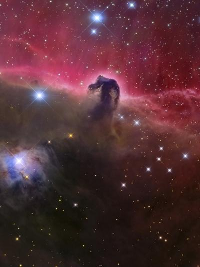The Horsehead Nebula, Barnard 33 in the Orion Constellation-Stocktrek Images-Photographic Print