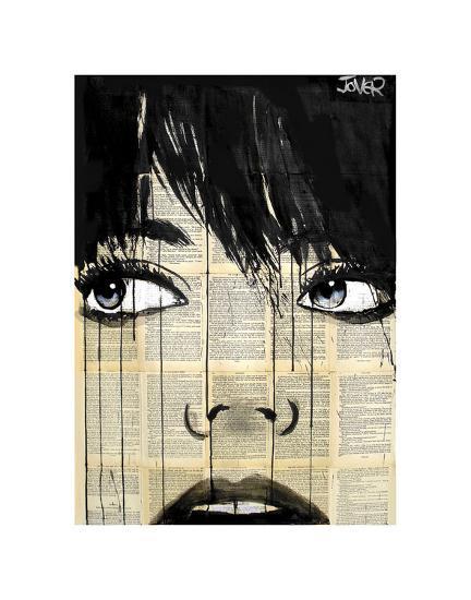 The Hours-Loui Jover-Art Print