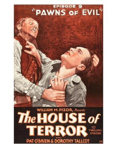 The House Of Terror - 1928--Giclee Print