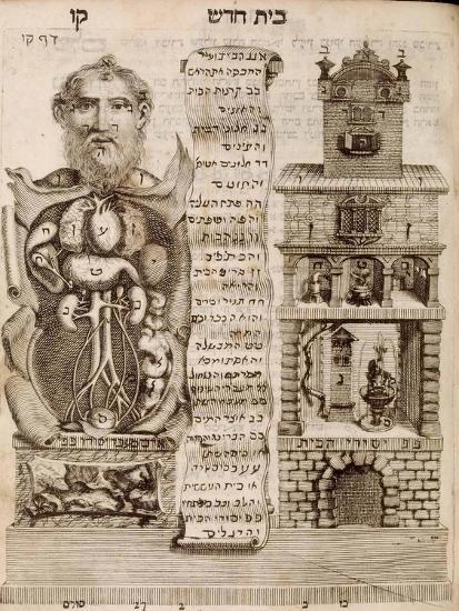 The House Of The Body-Tobais Cohn-Art Print