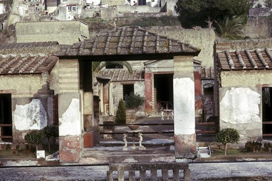 The House of the Stags, Herculaneum, Italy. Artist: Unknown-Unknown-Giclee Print