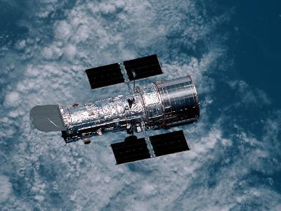 The Hubble Space Telescope--Photographic Print