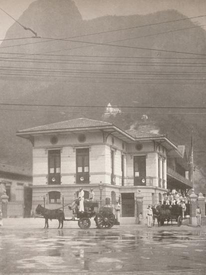 'The Humaita District Fire Station', 1914-Unknown-Photographic Print