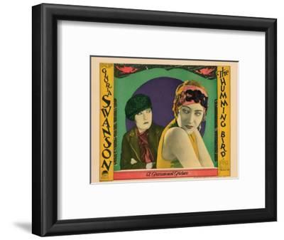 The Humming Bird, Gloria Swanson, 1924