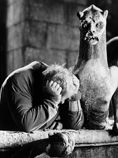 The Hunchback of Notre Dame, 1939--Photographic Print