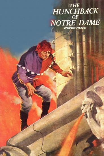 The Hunchback Of Notre Dame--Art Print