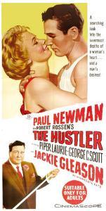 The Hustler, Australian Movie Poster, 1961