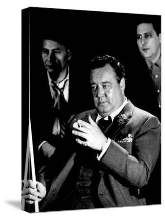 The Hustler, Jackie Gleason, 1961