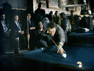 The Hustler, Paul Newman, Directed by Robert Rossen, 1961--Photo