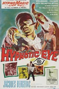 The Hypnotic Eye, Jacques Bergerac, 1960