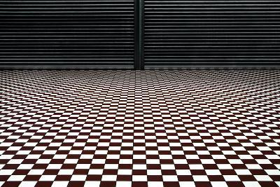 The Hypnotic Floor-Gilbert Claes-Photographic Print