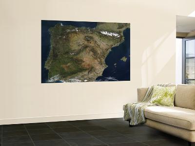 The Iberian Peninsula--Wall Mural