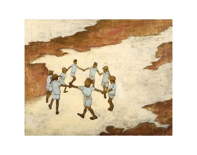 The Icy Wonderlands-Kara Smith-Art Print