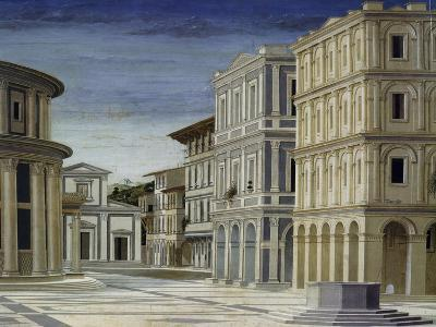 The Ideal City, 1480-1490,--Giclee Print