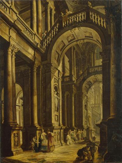 The Idolatry of King Solomon--Giclee Print
