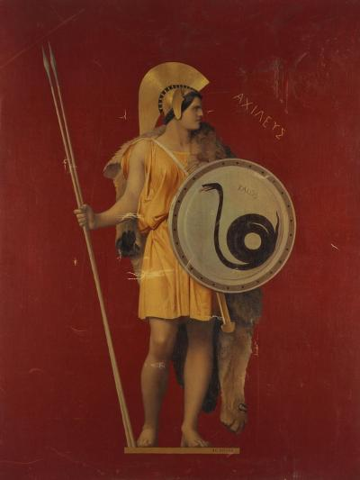 The Iliad-Jean Leon Gerome-Giclee Print