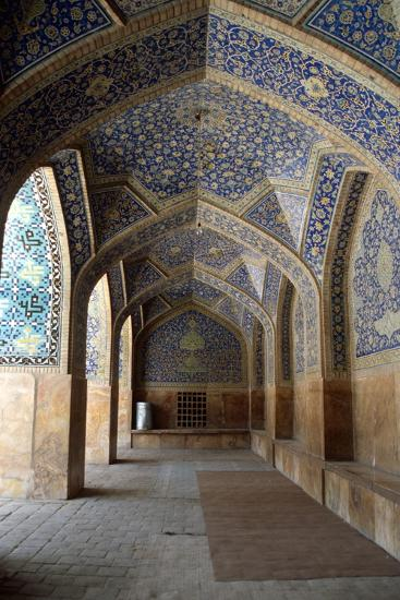 The Imam Mosque, Imam Khomeini Square--Photographic Print