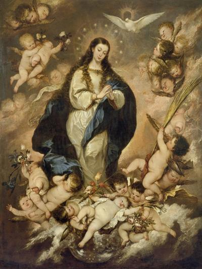 The Immaculate Conception, Late 1660s-Jose Antolinez-Giclee Print