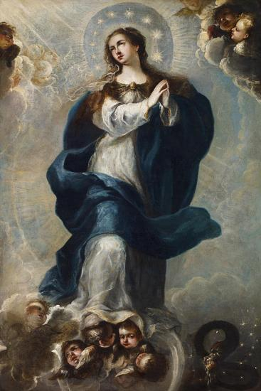 The Immaculate Conception--Giclee Print