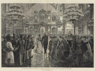 The Imperial Coronation at Moscow--Giclee Print