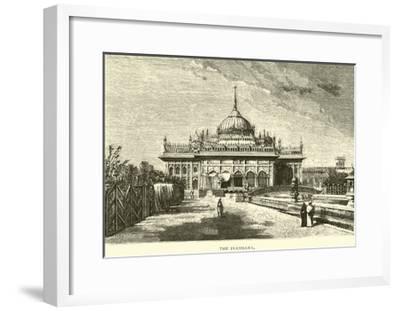 The Inambara--Framed Giclee Print