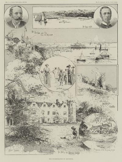 The Incorporation of Southend-Joseph Holland Tringham-Giclee Print