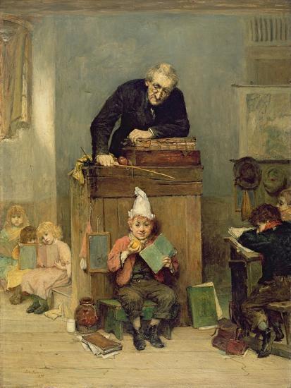The Incorrigible, 1879-John Burr-Giclee Print