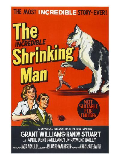 The Incredible Shrinking Man, 1957--Photo