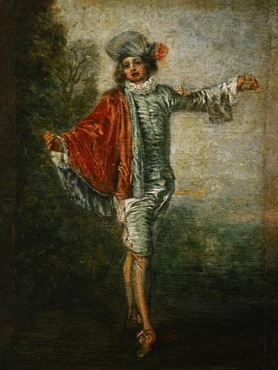 The Indifferent, circa 1717-Jean Antoine Watteau-Giclee Print