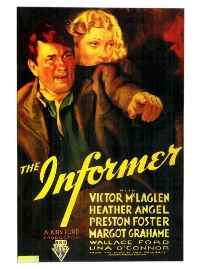The Informer, 1935--Art Print