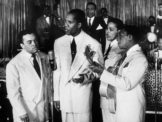 The Ink Spots, c1945--Giclee Print