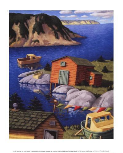 The Inlet-Paul Hannon-Art Print