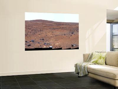 The Inner Basin of Mars--Wall Mural