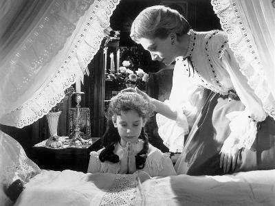 The Innocents, Pamela Franklin, Deborah Kerr, 1961--Photo