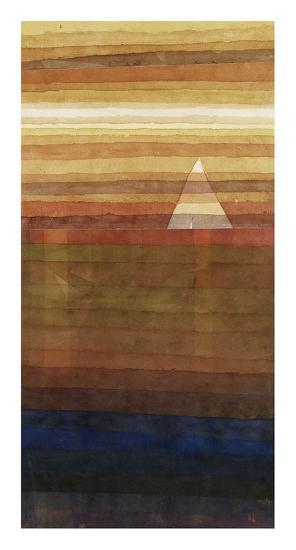 The Intercessor-Paul Klee-Giclee Print